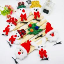 Erwachsene Kinder der Weihnachtsdekorationshaarnadel-Stirnbandschnalle