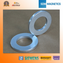 Certificated High Power NdFeB Ring Magnet