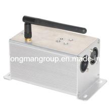 Wiederaufladbare Wireless DMX512 Transceiver / Wireless DMX Controller