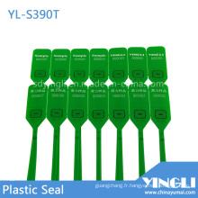 Joint en plastique de serrure en métal de haute sécurité