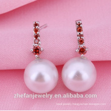 Alibaba new brand silver plating imitation jewellery in china Rhodium plated jewelry is your good pick