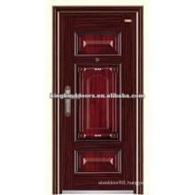 Luxury Steel Security Door KKD-520 With Good Paint From China Top 10 Brand Doors