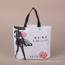 Preço barato de alta qualidade gravado no saco não tecido