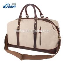 plain duffel bag with secret compartment