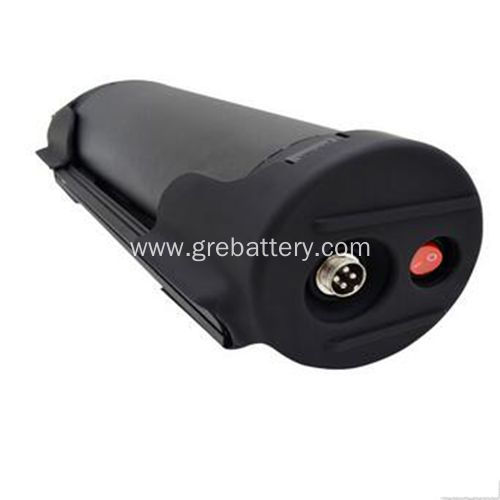 36V Water Bottle Type Battery for Bicycle