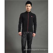 Custom Sublimation Elastic Long Sleeve Cycling Wear for Men