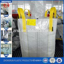 conductive bag jumbo bag FIBC's bag with baffles inside bag, antistatic type B big bag