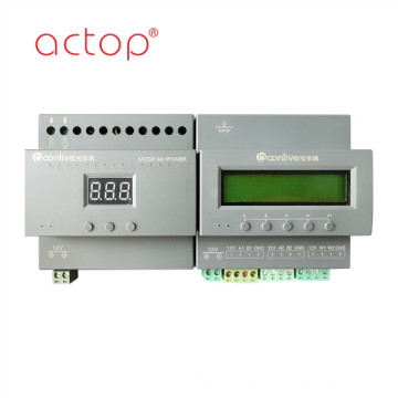 Smart Hotel Room Control Unit (RCU) Host