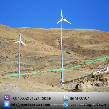 Ce Approve 5000W Wind Power Generation System Supply 380V in UK