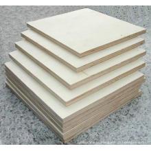 Madera contrachapada comercial / madera contrachapada Okoume