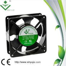 High Powerful Speed Control PWM 3 Wire 120mm 12038 110V AC Fan