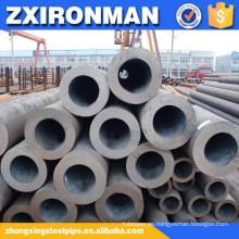 Tubos de acero al carbono de DIN1629 ST45 14 pulgadas