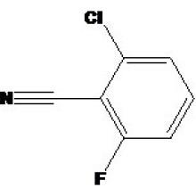 Сток 2-хлор-6-фторбензонитрила CAS № 668-45-1