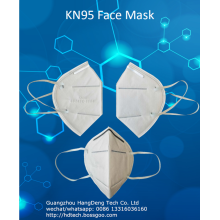 KN95 Masks Air Purifying Dust Pollution Vented Respirator