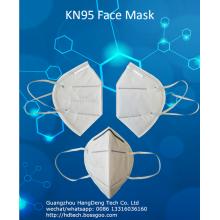 KN95 mascara o respirador de purificação de ar que purifica o ar