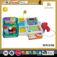 2016 children cash register toy para la venta