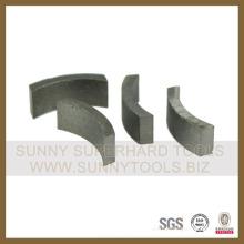Premium China Diamond Drill Segment for Granite, Marble, Concrete