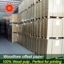 Papier compensé gratuit en bois blanc 700 * 1000mm