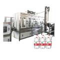 Máquina de llenado de agua de pequeña capacidad 6L 10L