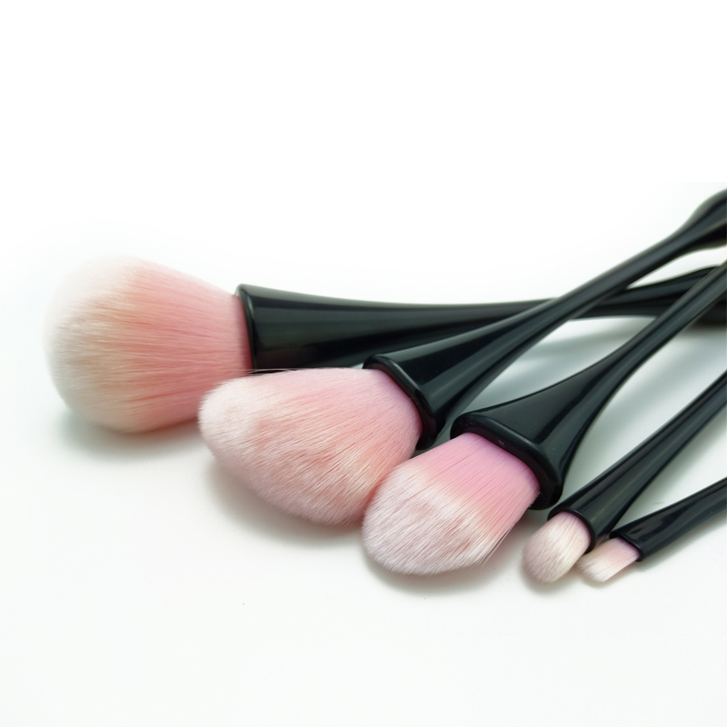 Soft Synthetic Fiber Makeup Brushes