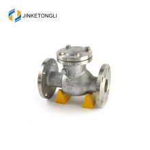 JKTLPC086 low pressure forged steel non return check valve types