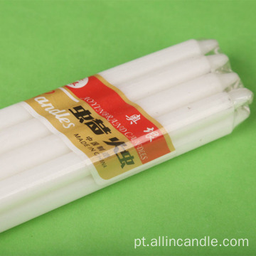 55g Atacado 38g White Plain Candles à Nigéria