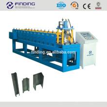 purlin roll forming machine purlin making machine light steel frame rolling machine