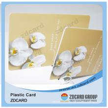 Custom Plastic Printable RFID Smart Cards NFC Business Card