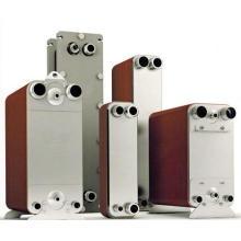 Медный паяный пластинчатый теплообменник для HVAC-конденсатора