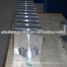 Servicio de proceso de aluminio / aluminio profundo