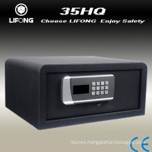 2014 New design digital hotel room safe,deposit box,laptop safe