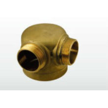 Fire Product -- Brass Reducing Tee