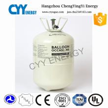 30 Lbs/13.4L Niederdruck-Einweg-Heliumtank, Helium-Zylinder
