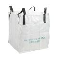 Black Loops FIBC Bulk Bags for Packing Pet Chips