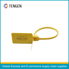 Plastic Cargo Security Seal with OEM Brand Logo Type 13