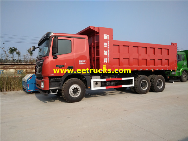 25000L Off Road Dump Trucks