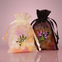 Organza Drawstring Gift Bag Wholesale