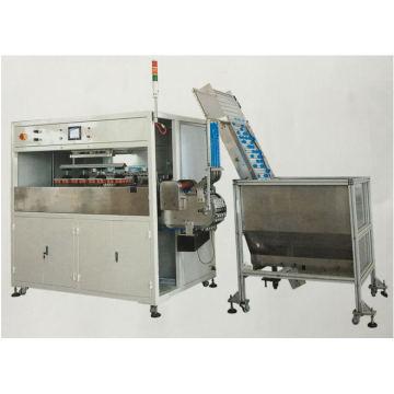 Máquina automática de impresión Tampo de múltiples colores para tapones de botellas China