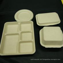 Plastikplätzchen-Behälter für Verpackungs- / Biskuit-Behälter-Paket / Blasenteller / pp./pvc/s PS / BOPS
