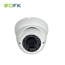 H.265 P2P 4MP OV4689 ИК Металлический Купол 2.8-12 ММ Varifocal IP-камеры безопасности POE