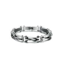 In stock stainless steel bracelets for women,waterproof bracelet,custom logo bracelet