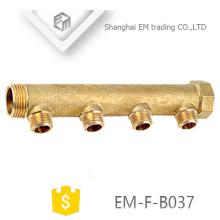 EM-F-B037 Tuyau collecteur en laiton