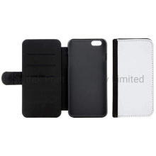 Sublimation Blank PU Leather Phone Cases