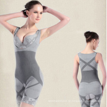 Frauen Sexy Bambuskohle Abnehmen Korsett (SR8212)