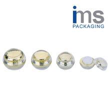 30g, 15g, 10g, 5g Round Acrylic Jar