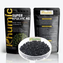 Khumic fulvic acid fertilizer