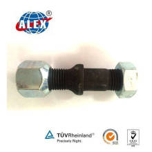 Farm Machinery Bolt with Black Surface