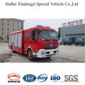 6ton Дунфэн Тяньцзинь воды пены Дополнительный пожарная машина Евро3