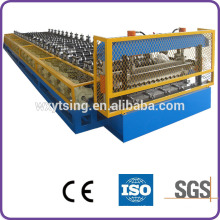 Passed CE and ISO YTSING-YD-0665 Corrugated Sheet Metal Roof Making Machine