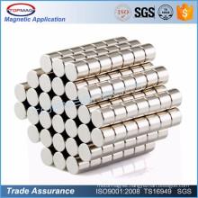N38 Ni Coating Permernant Cheap Neodymium Magnet
